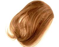 100% ægte pandehår i brun og lysebrun