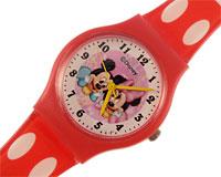 Disney ur med Mickey Mouse og Minnie