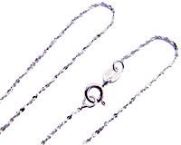 Kæden af sterling 925 sølv