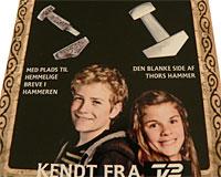 Se mere om THORS HAMMER halskæde /VALHAL, kendt fra TV2 i web-butikken