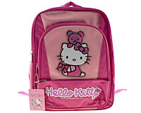 Hello Kitty skoletaske