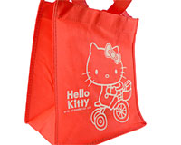 Hello Kitty stofpose