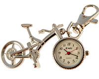 Lommeur med cykel