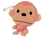 Sød pung med abe
