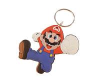 Nøgleholder med super Mario