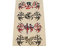 Se mere om Vand tatoveringer med 4 tribals i web-butikken