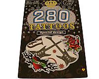 Se mere om Tatoveringer bog med seks forskellige tatoveringer til piger og drenge, b�rn eller voksne i web-butikken