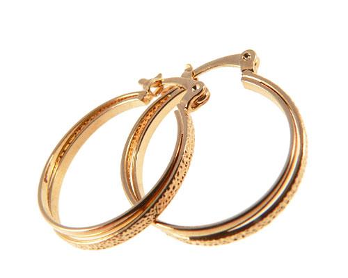 Se mere om pige øreringe fra donna bella i web-butikken