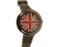 Se mere om Sort silikone sportsur med Engelsk flag i web-butikken