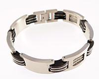 Se mere om Armbånd til herrer i 316L rustfrit stål i web-butikken