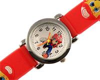 Se mere om Børneur med Super Mario med rød rem i web-butikken