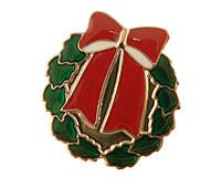 Se mere om Broche af julekrans i web-butikken