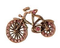 Se mere om Broche med væltepeter cykel i web-butikken