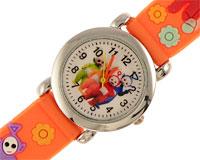 Se mere om Børneur i orange farve med Teletubbies i web-butikken