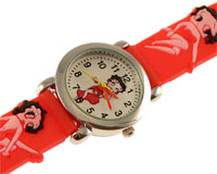 Se mere om Ur med Betty Boop i rød farve i web-butikken