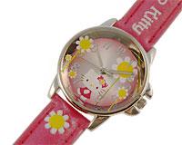 Se mere om Hello Kitty ur med lyserød rem i web-butikken