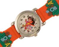 Se mere om DORA børneur i orange i web-butikken