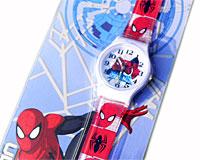 Se mere om ur med spiderman i web-butikken