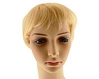 100 ægte pandehår i blondt (CL018)