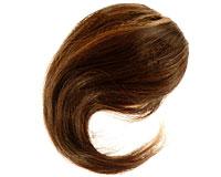 Se mere om 100% ægte pandehår i mørkebrun og lysebrun med 2 clips i web-butikken