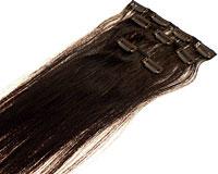 40 cm langt i sort farve 1B Vægt 85 g (CL204)
