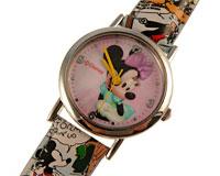 Se mere om Disney ur med Minnie  i web-butikken