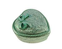 Se mere om Hjerteformet gaveæske med satinsløjfe  i web-butikken