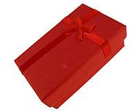Se mere om Lille rød gaveæske med sløjfe  i web-butikken