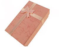 Se mere om Lille lyserød gaveæske med sløjfe  i web-butikken