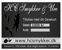 Gavekort 1000 kr (GK006)