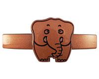 Se mere om Hårspænde med en sød elefant i web-butikken