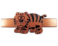 Se mere om Hårspænde med en tiger i web-butikken