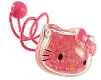 Se mere om Hello Kitty hårelastik i rød farve i web-butikken
