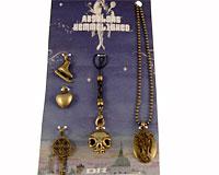 Se mere om Halskæde og mobiltelefoncharm fra julekalenderen Absolons Hemmelighed i web-butikken
