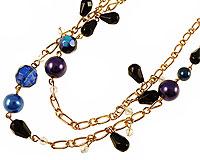 Aitems lang halskæde (HA330)
