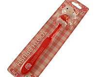 Se mere om Hello Kitty tandbørste i hvid og rød farve i web-butikken