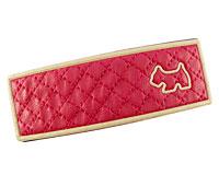 Se mere om Lyserødt hårspænde med en hund i web-butikken