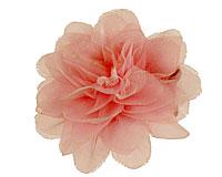 Se mere om Super flot hårspænde med lyserød blomst i web-butikken