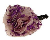 Hårspænde med blomst (HP167)