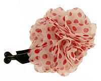 Hårspænde med blomst (HP169)