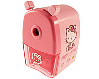 Se mere om Hello Kitty blyantspidser i lyserød farve i web-butikken