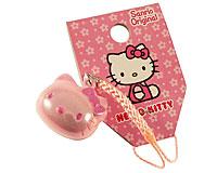 Se mere om Hello Kitty vedhæng i lyserød farve til mobiltelefon i web-butikken