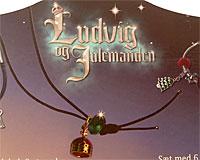 Se mere om Ludvig og julemanden halskæde og armbånd smykkesæt i web-butikken