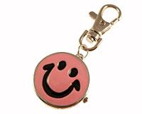 Se mere om Lommeur med lyserød smilie i web-butikken