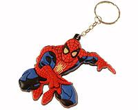 Se mere om Nøglering med spiderman i web-butikken