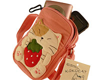Se mere om En dejlig søde Kokocat taske kan holde din telefon og kamera. i web-butikken