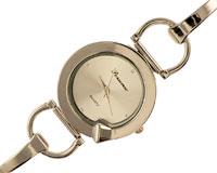 Se mere om Sølvfarvet rundt Porsence smykkeur med elegant designet lænke i web-butikken