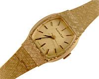 Se mere om Kinstar ur fra Japan i guld farve med automatic urværk i web-butikken