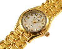 Se mere om OMXUS  hvid ur i guld  i web-butikken