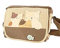 Se mere om Kokocat modetaske i olivengrøn farve i web-butikken